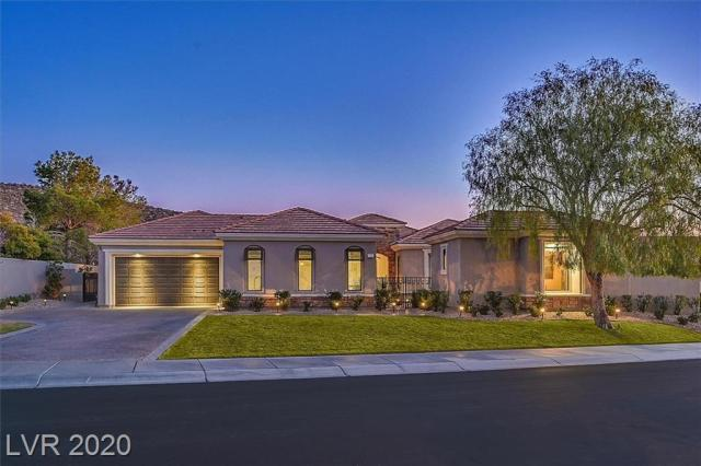 Property for sale at 21 CHENAL Pass, Henderson,  Nevada 89052