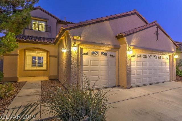 Property for sale at 1010 Arroyo Vista Terrace, Henderson,  Nevada 89052