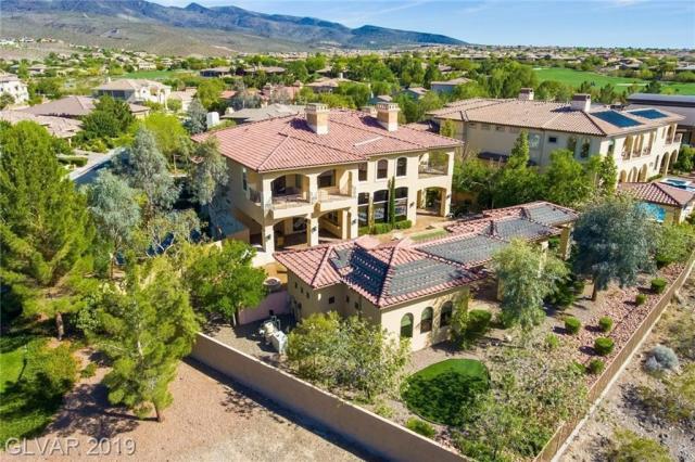 Property for sale at 1 Hazelhurst Pass, Henderson,  Nevada 89052