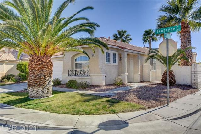 Property for sale at 673 Fontayne Avenue, Las Vegas,  Nevada 89123