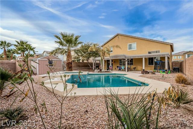 Property for sale at 8113 Bear Clan Court, Las Vegas,  Nevada 8