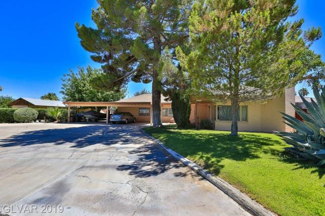 Property for sale at 3481 E QUAIL Avenue, Las Vegas,  Nevada 89120