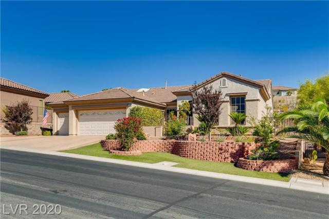 Property for sale at 2310 Schaeffer Hills Drive, Henderson,  Nevada 89052