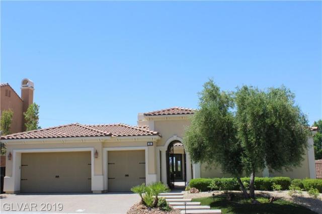 Property for sale at 65 Contrada Fiore Drive, Henderson,  Nevada 89011