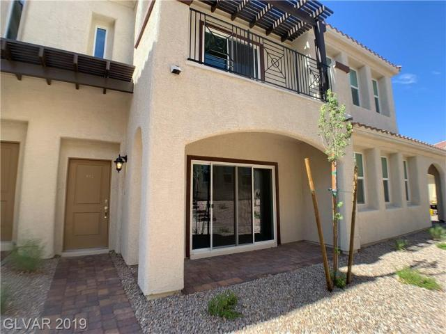 Property for sale at 992 Via Panfilo Unit: 84, Henderson,  Nevada 89011