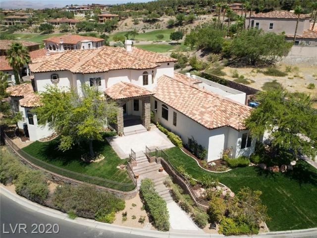 Property for sale at 10 Grand Corniche Drive, Henderson,  Nevada 89011