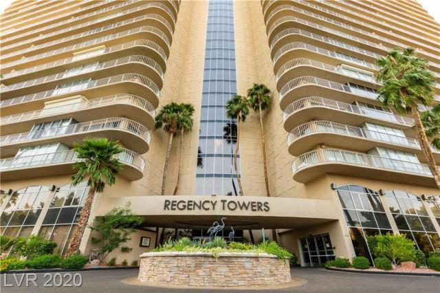 Property for sale at 3111 Bel Air Drive 16H, Las Vegas,  Nevada 89109