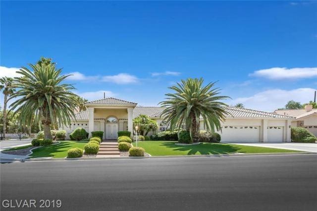 Property for sale at 7521 Crystal Forrest Drive, Las Vegas,  Nevada 89117