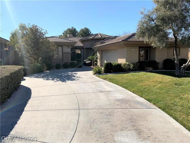 Property for sale at 46 Feather Sound Drive, Henderson,  Nevada 89052