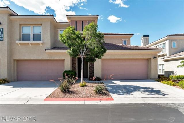 Property for sale at 10809 Garden Mist Drive Unit: 2037, Las Vegas,  Nevada 89135