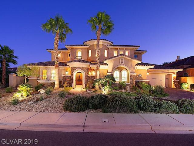 Property for sale at 36 Grand Miramar Drive, Henderson,  Nevada 89011