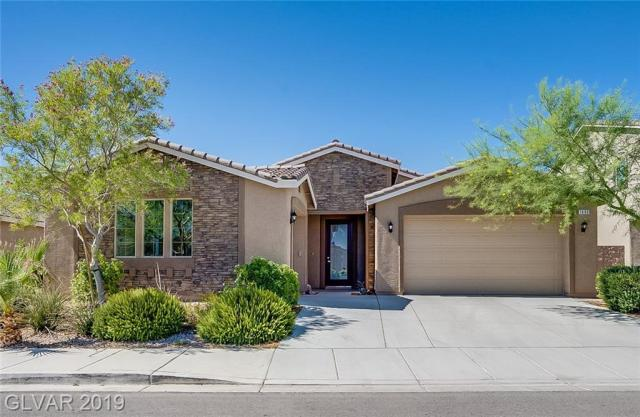 Property for sale at 1693 Moss Canyon Avenue, Henderson,  Nevada 89014