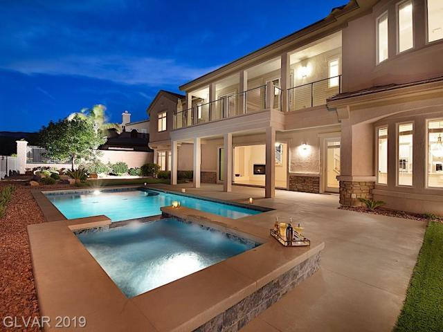 Property for sale at 1320 Enchanted River Drive, Henderson,  Nevada 89012