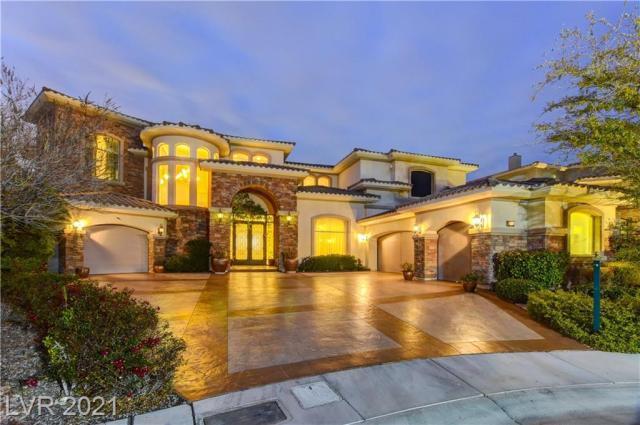 Property for sale at 2596 San Giorgio Circle, Henderson,  Nevada 89052