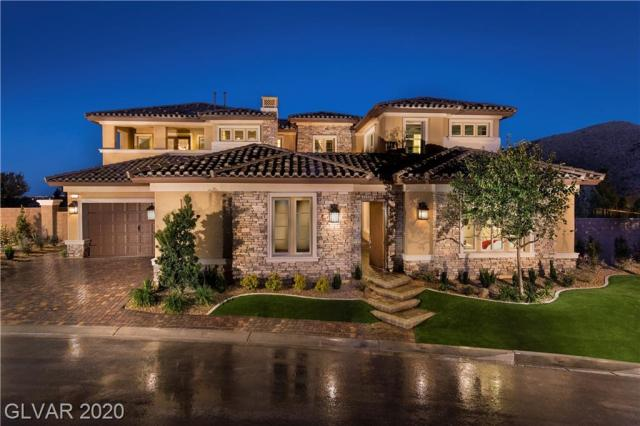 Property for sale at 4 Olympia Chase Drive, Las Vegas,  Nevada 89141