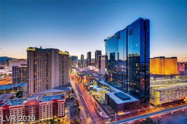 Property for sale at 125 E Harmon Avenue 2501, Las Vegas,  Nevada 89109