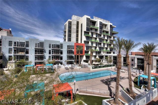 Property for sale at 353 East Bonneville Avenue Unit: 525, Las Vegas,  Nevada 89101