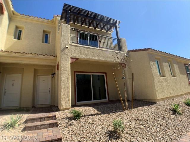 Property for sale at 981 Via Lombardi Unit: 55, Henderson,  Nevada 89011