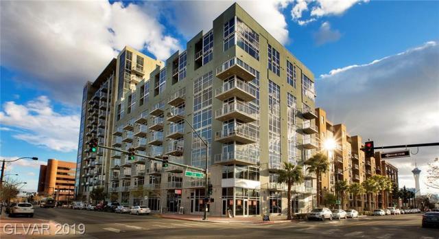 Property for sale at 353 East Bonneville Avenue Unit: 703, Las Vegas,  Nevada 89101