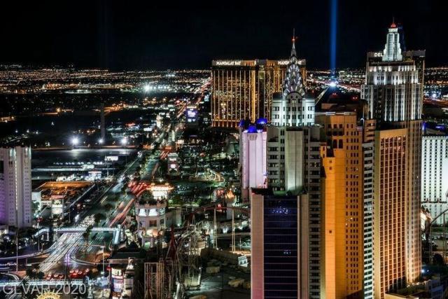 Property for sale at 3750 South Las Vegas Boulevard Unit: 4002, Las Vegas,  Nevada 89158