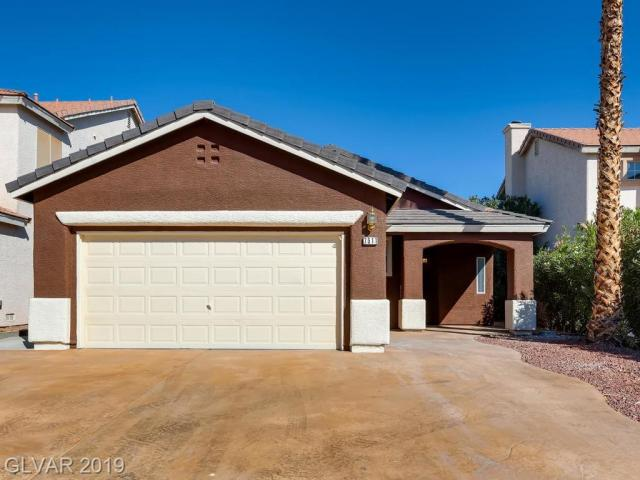 Property for sale at 7511 Foolish Pleasure Drive, Las Vegas,  Nevada 89113