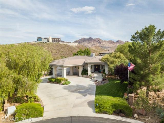 Property for sale at 1273 Anamarie Lane, Henderson,  Nevada 89002