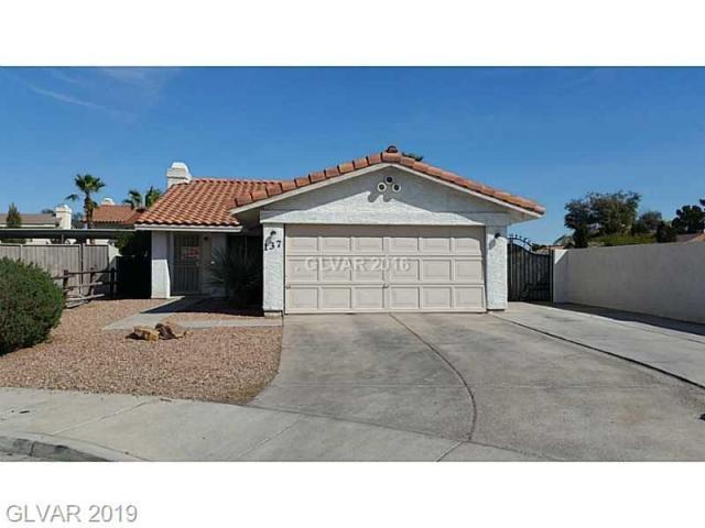 Property for sale at 137 Elegante Way, Henderson,  Nevada 89074
