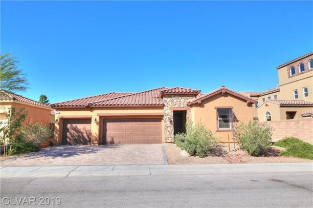 Property for sale at 509 Via Palermo Drive, Henderson,  Nevada 89011