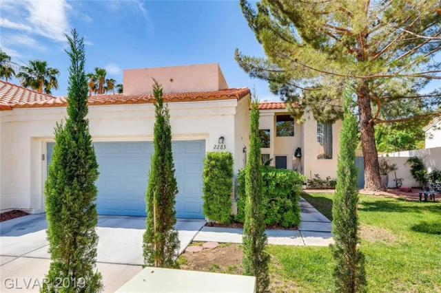 Property for sale at 2283 Van Gogh Drive, Henderson,  Nevada 89148