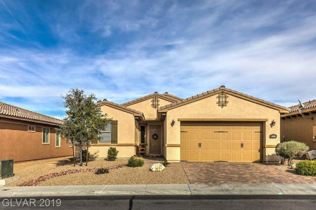 Property for sale at 1038 Via Saint Andrea Place, Henderson,  Nevada 89011