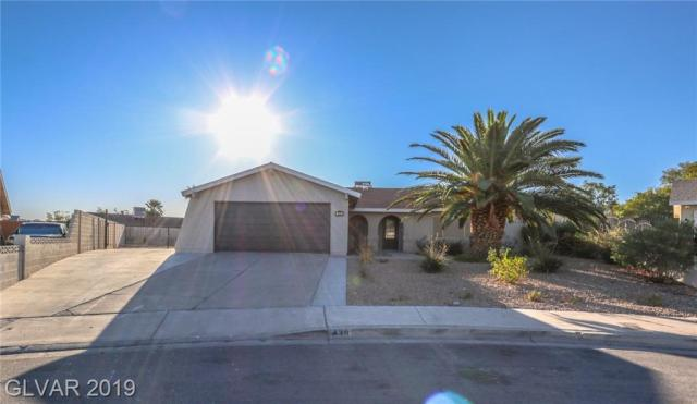 Property for sale at 430 Golden Valley Drive, Henderson,  Nevada 89002