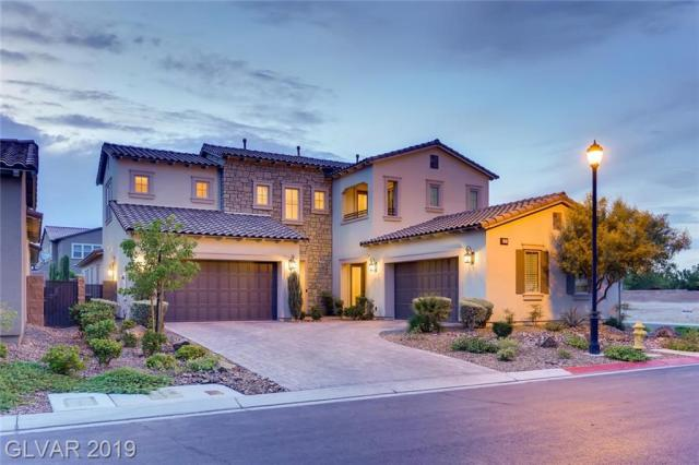 Property for sale at 4030 Villa Rafael Drive, Las Vegas,  Nevada 89141