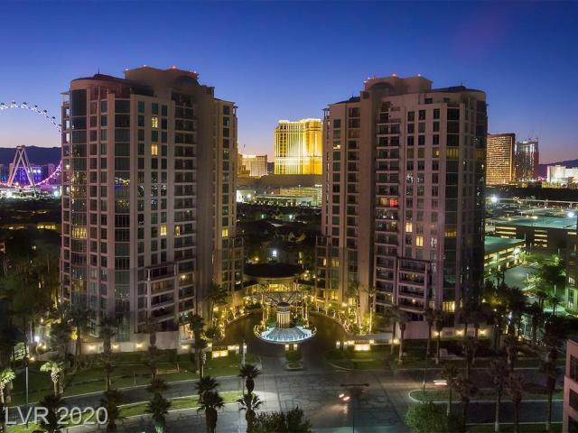 Property for sale at 1 HUGHES CENTER Drive 402, Las Vegas,  Nevada 89169