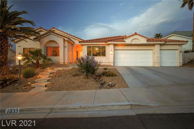 Property for sale at 1033 Norellat Road, Henderson,  Nevada 89011