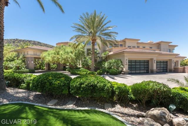 Property for sale at 1187 Macdonald Ranch Drive, Henderson,  Nevada 89012