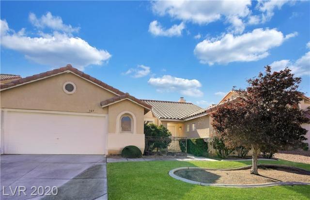 Property for sale at 327 Barletta Avenue, Las Vegas,  Nevada 89123