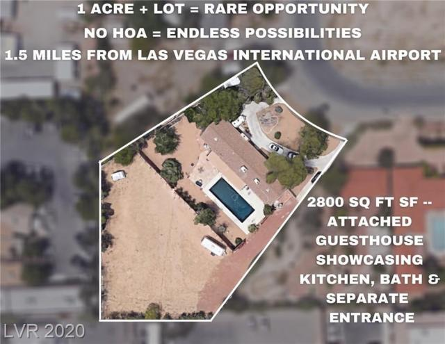 Property for sale at 2473 Emerald Avenue, Las Vegas,  Nevada 89120