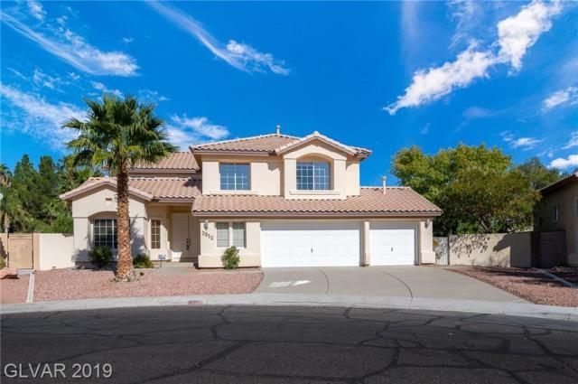 Property for sale at 2512 Via De Pallon Circle, Henderson,  Nevada 89074