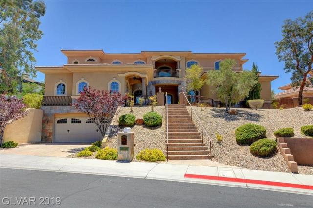 Property for sale at 9 Paradise Valley Court, Henderson,  Nevada 89052