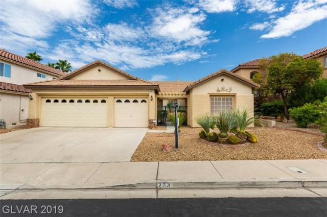 Property for sale at 263 Antelope Village Circle, Henderson,  Nevada 89012