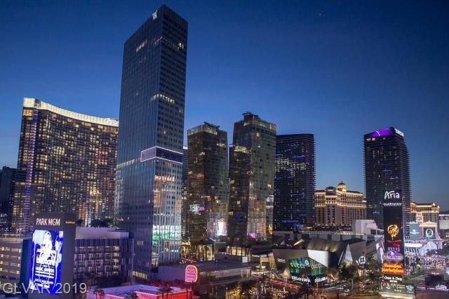 Property for sale at 3750 Las Vegas Boulevard Unit: 3503, Las Vegas,  Nevada 89158