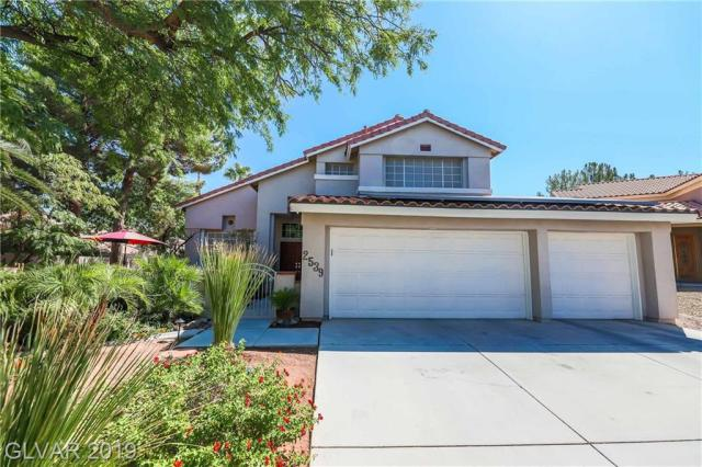 Property for sale at 2539 Mesa Verde Terrace, Henderson,  Nevada 89074