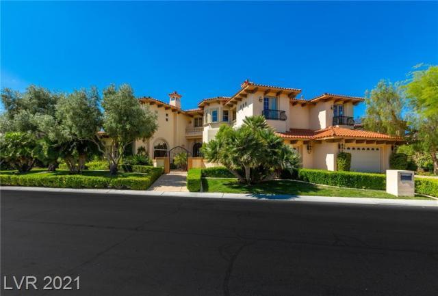 Property for sale at 9 YORKRIDGE Court, Henderson,  Nevada 89052