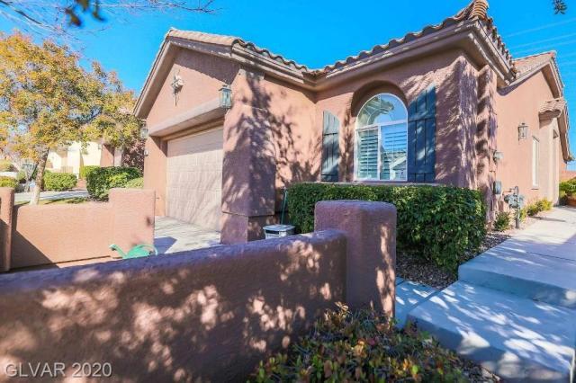 Property for sale at 160 Pioneer Peak Place, Las Vegas,  Nevada 89138