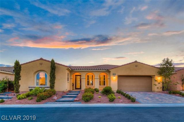Property for sale at 5 Contrada Fiore Drive, Henderson,  Nevada 89011