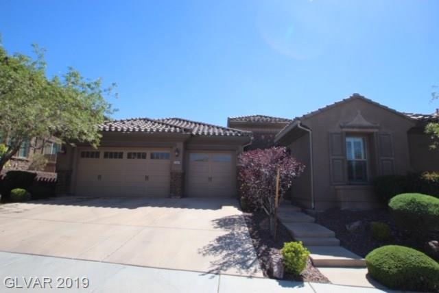 Property for sale at 2809 Sisteron Court, Henderson,  Nevada 89044