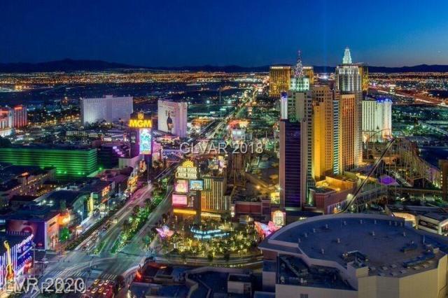 Property for sale at 3750 S LAS VEGAS Boulevard 3101, Las Vegas,  Nevada 89158