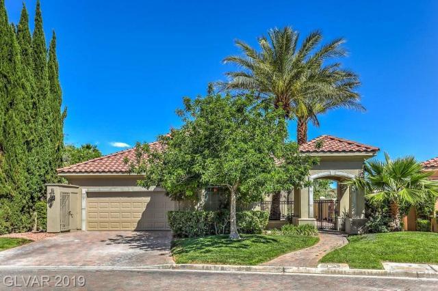 Property for sale at 6 Via Paradiso Street, Henderson,  Nevada 89011