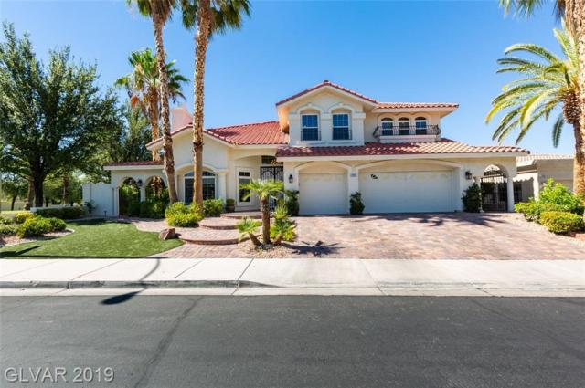 Property for sale at 2452 Tour Edition Drive, Henderson,  Nevada 89074