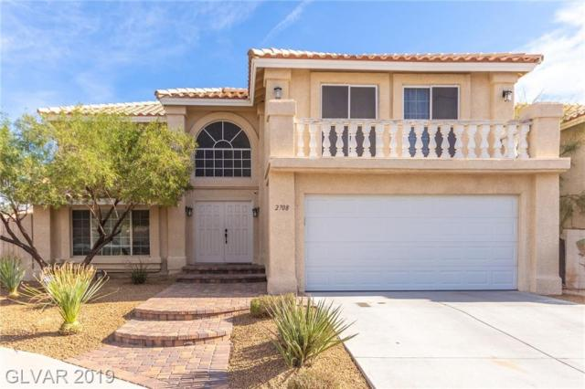 Property for sale at 2708 Fire Water Court, Las Vegas,  Nevada 89117